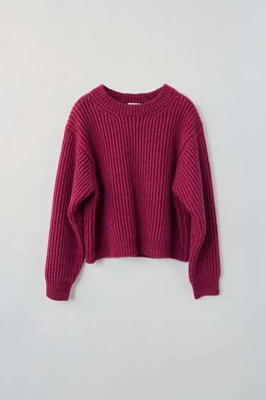 Ready-to-wear FN-WN-KNIT000015 Magenta pink 375x