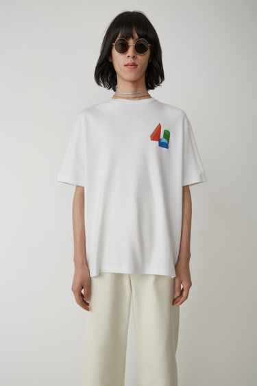 Acne Studios FN-MN-TSHI000015 Optic White 750x