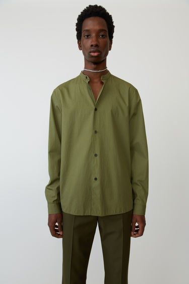 Acne Studios Pine Soft Pop Hunter green 375x