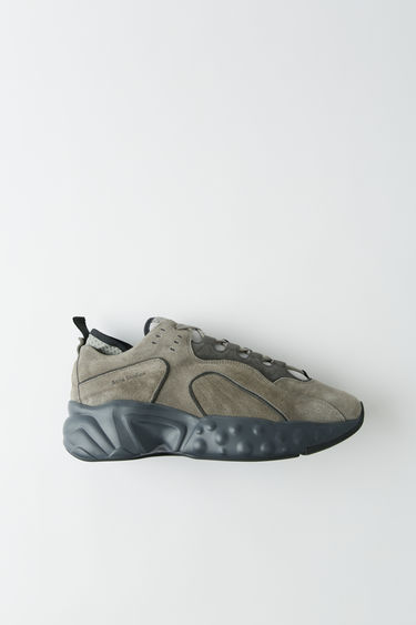 Shoes Rockaway Suede Grey/grey 375x