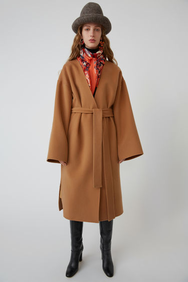 Ready-to-wear FN-WN-OUTW000019 Camel brown 375x