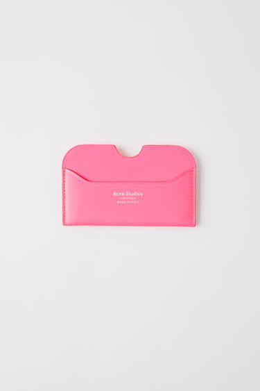 Leather goods FN-UX-SLGS000053 Fluo pink 375x