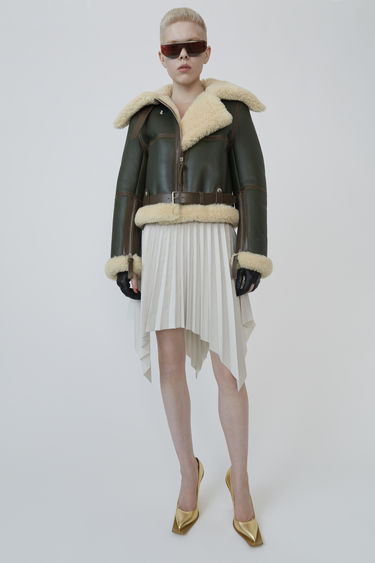 Women's Jackets Leather Studios – Acne ymPnwOv0N8