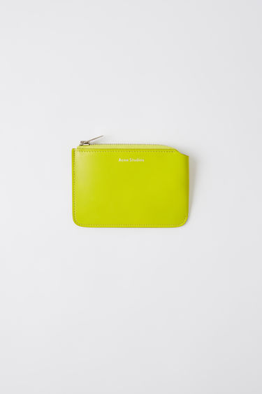 Leather goods Garnet S Lime green 750x