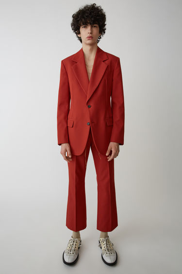 Acne Studios FN-MN-SUIT000006 Red 375x