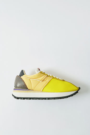 Shoes Barric M Yellow/yellow/white 375x