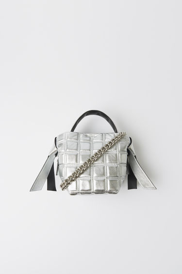 Leather goods FN-WN-BAGS000082 Silver 375x
