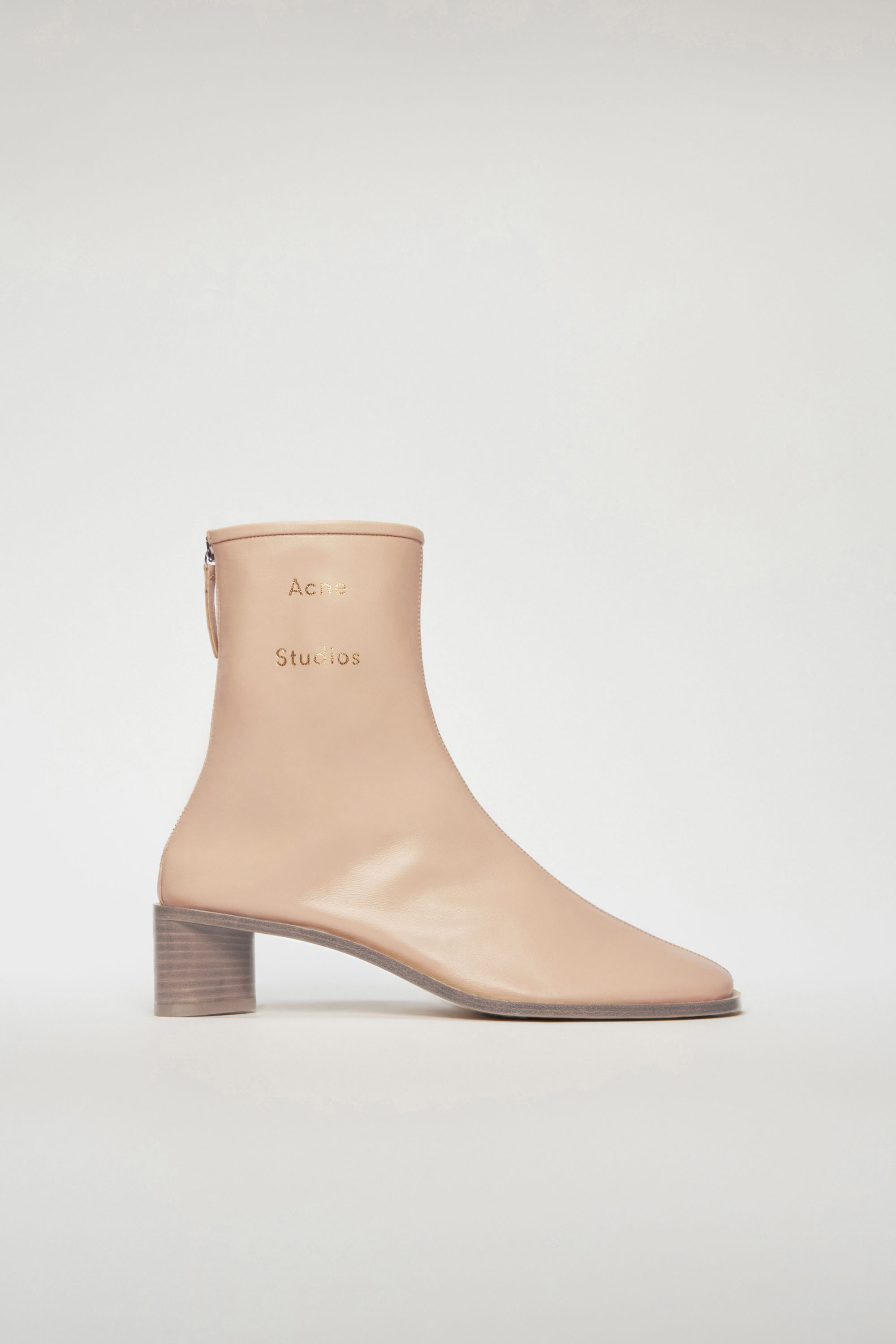 acne track boots