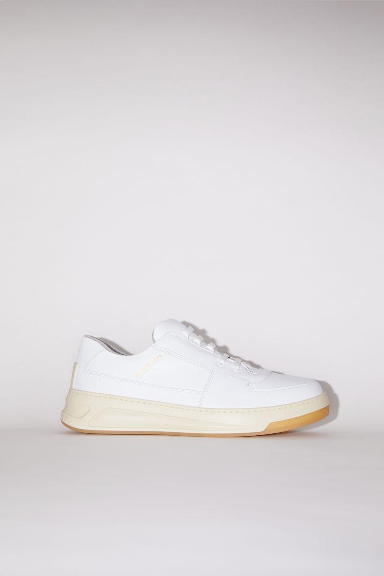 Acne Studios - Steffey Lace Up White/white