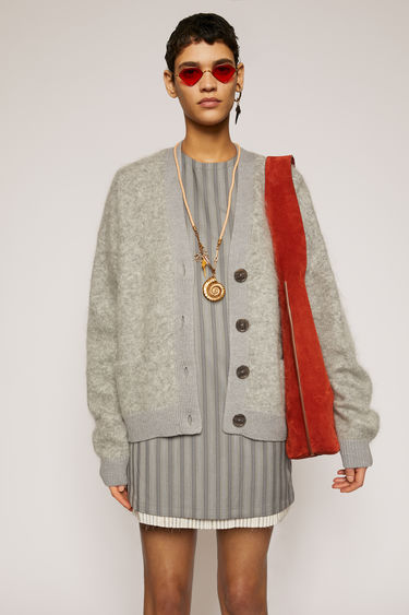 Ready-to-wear Rives Mohair Cold grey melange 375x