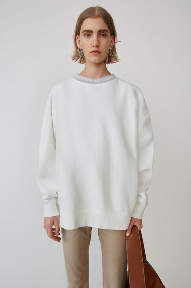 Acne Studios Yana Optic White 375x