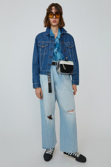 BLÅ KONST Acne Studios 1999 Dark Blue Trash Dark Blue 375x