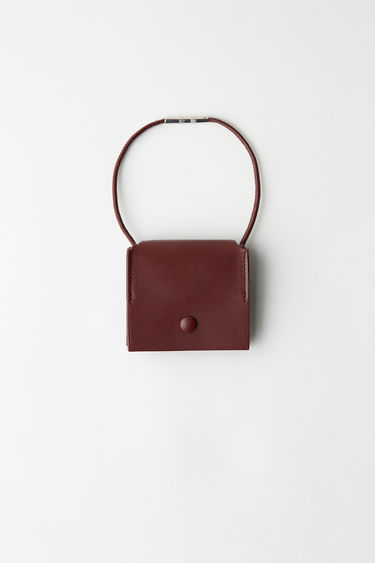 Leather goods FN-UX-SLGS000002 Burgundy 375x
