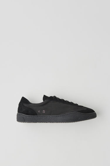 Shoes Lars Canvas Black/Black 375x
