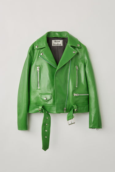 Ready-to-wear FN-WN-LEAT000050 Electric Green 375x