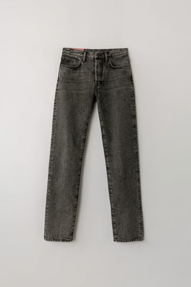 BLÅ KONST Acne Studios 1997 Black Marble Washed Black 375x