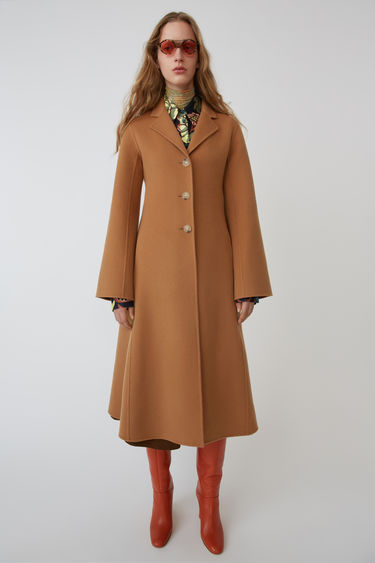Ready-to-wear FN-WN-OUTW000020 Camel brown 375x