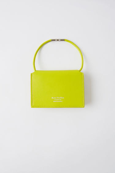 Leather goods FN-UX-SLGS000027 Lime green 375x