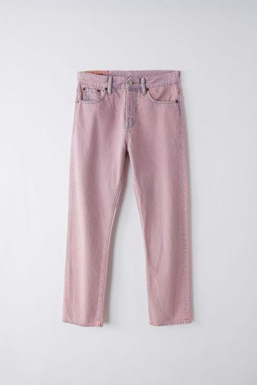 5e98230abac27 Straight fit jeans · dark blue. Coming soon. BLÅ KONST Mece Pink Blue pink  375x