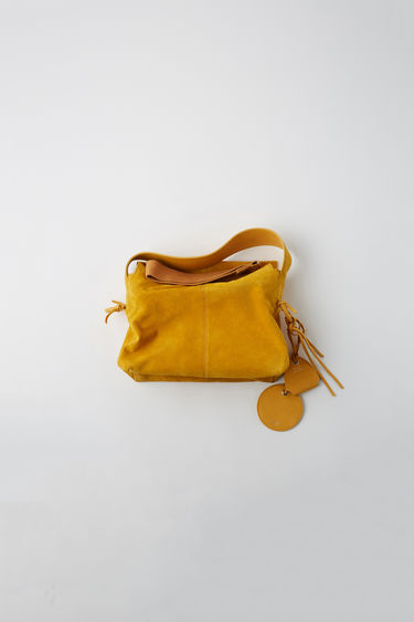 Acne Studios FN-WN-BAGS000017 Sunflower yellow 375x