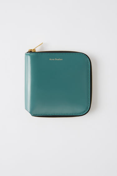 Leather goods FN-UX-SLGS000045 Teal blue 375x